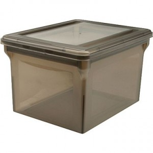 File Box Plastic